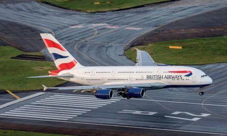 British Airways écope d'une amende de 204 millions d'euros pour un vol de données de passagers
