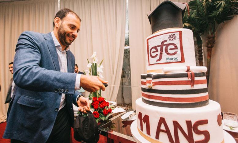 EFE-Maroc célèbre son 50.000e lauréat