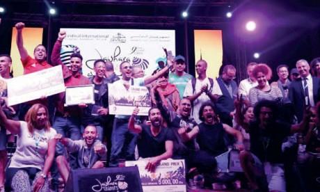 Résultats du concours  «Jawhara Talents» 2019