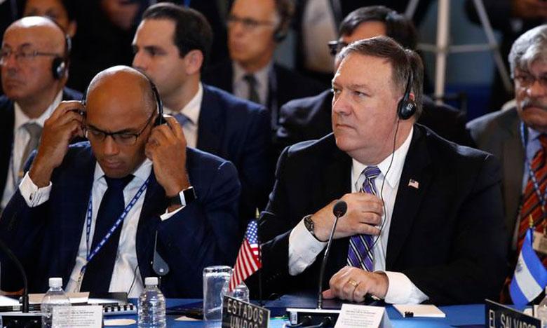 Washington profondément préoccupé  par les violations flagrantes des droits de l'Homme détaillées dans un rapport de l'ONU
