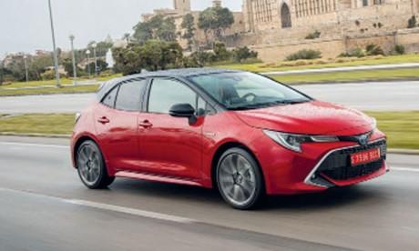 Les nouvelles Corolla S et Corolla Prestige arrivent