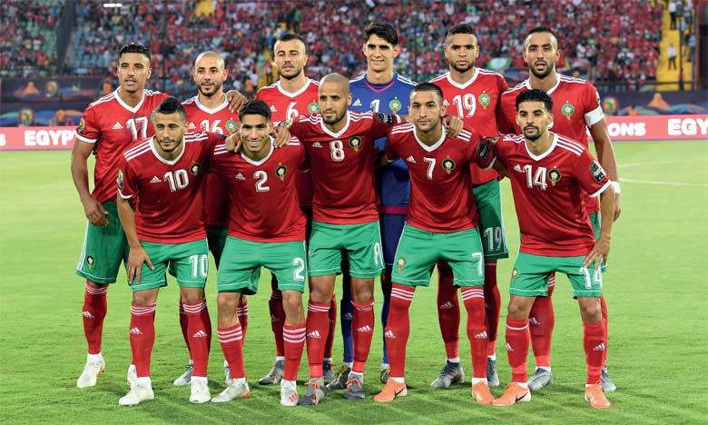 Le Maroc pointe désormais à la 41e place mondiale.