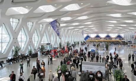 Hausse du transport aérien de passagers en juin 2019