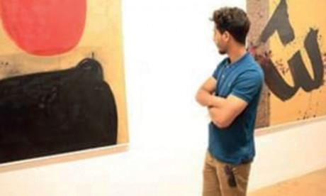 Exposition «L'Art africain à Assilah de 1980 à 2018»