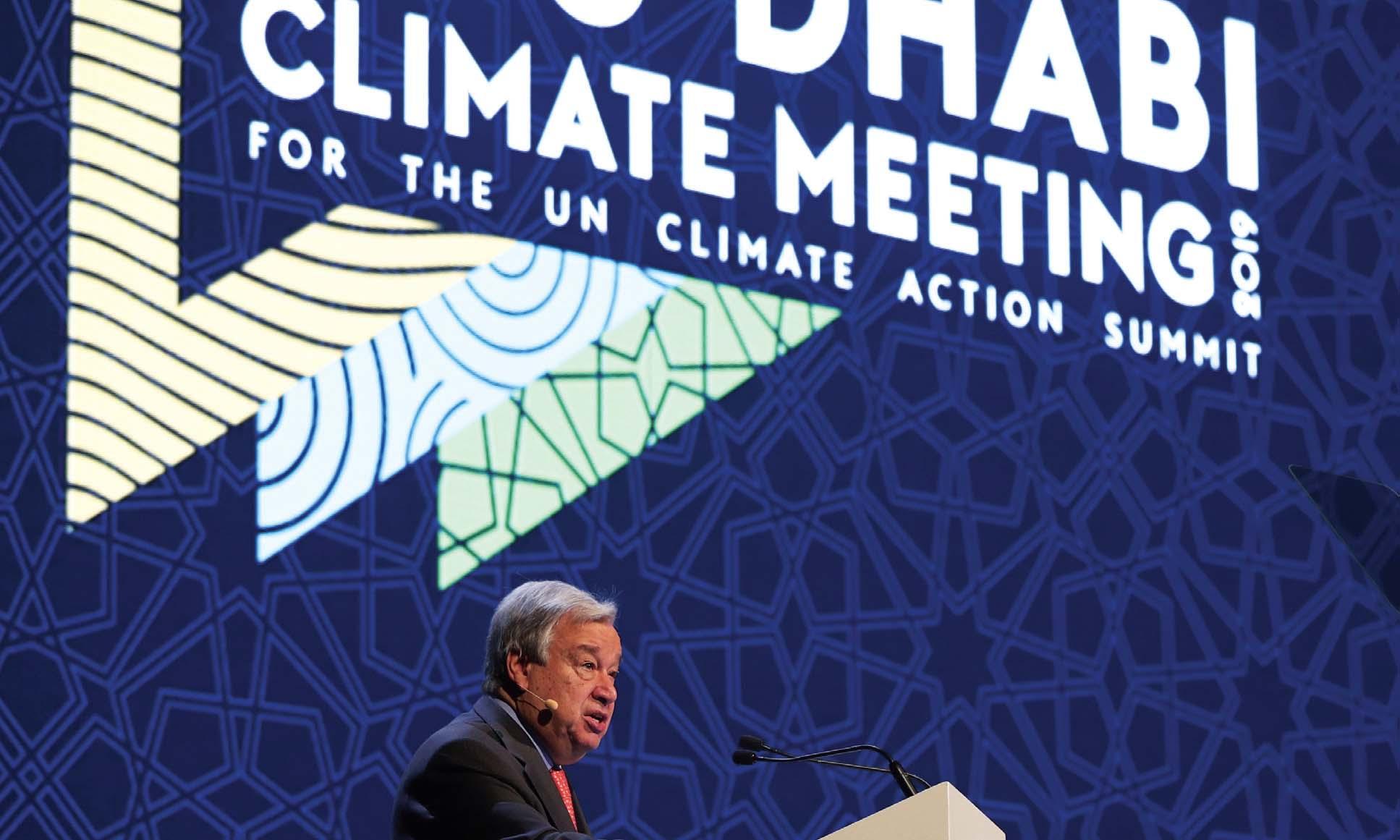 Le Maroc met en avant ses initiatives pour le climat et son engagement pour le développement durable en Afrique