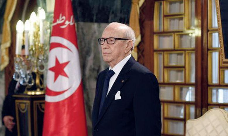 Obsèques nationales du Président Caïd Essebsi ce samedi