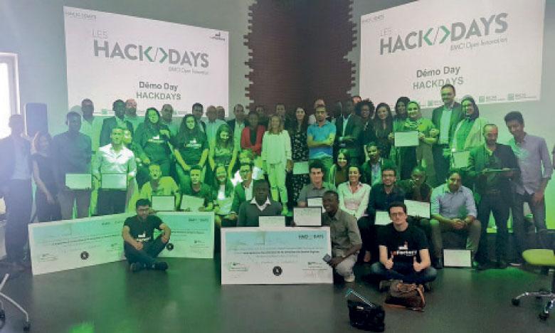 BMCI dévoile les trois projets lauréats