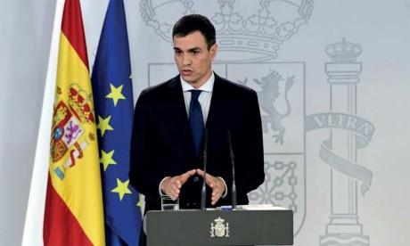 Pedro Sanchez accuse Podemos d'avoir rompu  les négociations sur le gouvernement