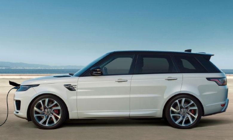 Jaguar Land Rover se branche sur l'électrique au Royaume-Uni
