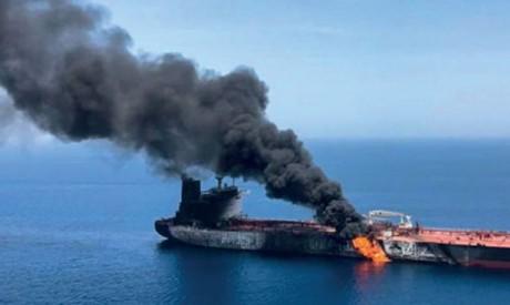 Le prix de l'assurance des navires pétroliers multiplié par 30