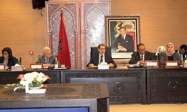 Le Chef du gouvernement préside la septième session du conseil d'administration de l'Agence pour l'aménagement de la lagune de Marchica