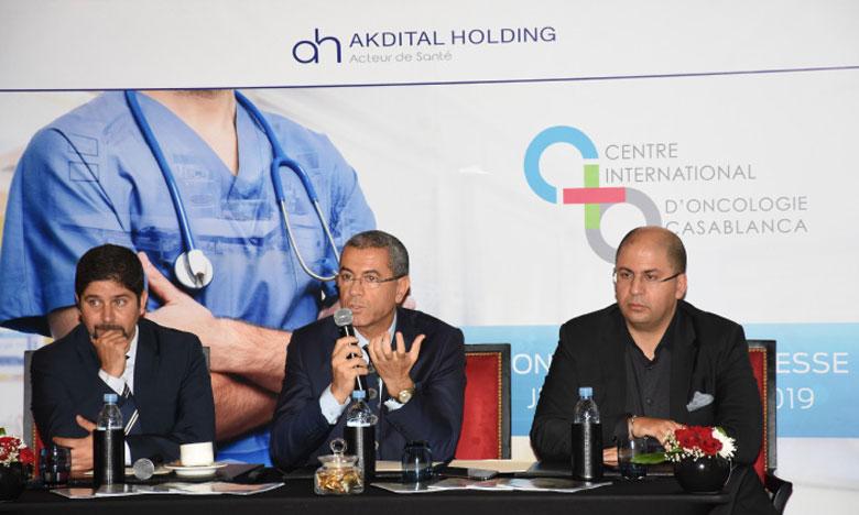 Le Groupe Akdital promet un traitement de pointe  pour les patients cancéreux