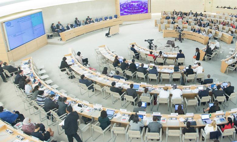Le délégué interministériel aux droits  de l'Homme réitère l'engagement du Maroc en faveur de la lutte contre le racisme et la discrimination sous toutes leurs formes