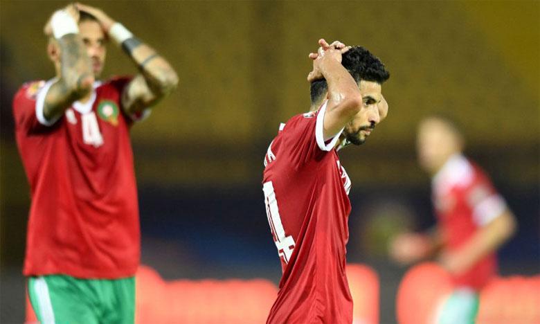 Les Lions de l'Atlas ou l'échec cuisant  du football marocain