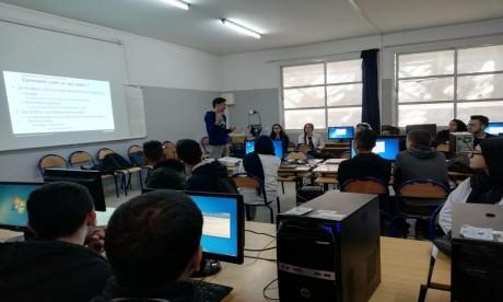 Supinfo Maroc organise des ateliers au profit des jeunes lycéens