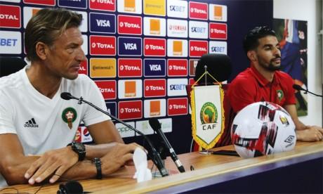 Hervé Renard : «Il faut garder notre solidarité et rester concentré sur ce match»