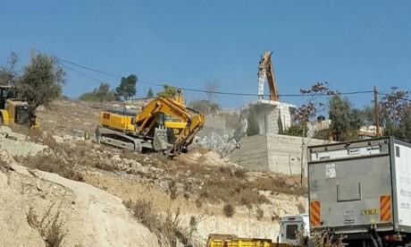 L'UE condamne la démolition d'habitations palestiniennes à Al Qods-Est