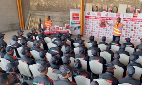Super Cérame et Sodap Maroc forment 1.000 «mâallem»