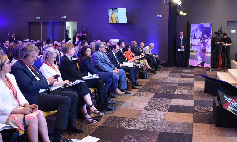 Présentation à Rabat de la nouvelle plateforme mondiale  pour le suivi des indicateurs des droits de l'enfant