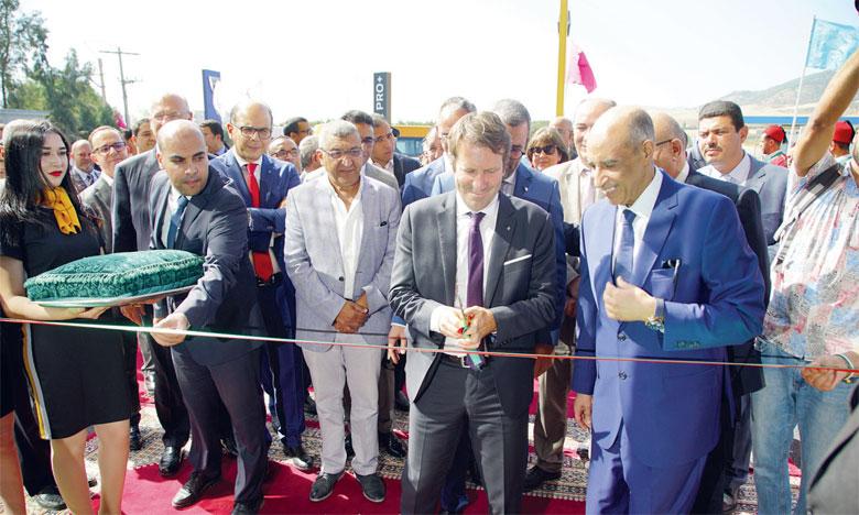 60 millions de DH pour le nouveau site FAS Automotive
