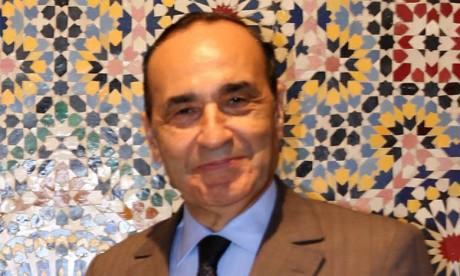 Habib El Malki s'entretient avec le président de la Commission nationale de la protection des données à caractère personnel