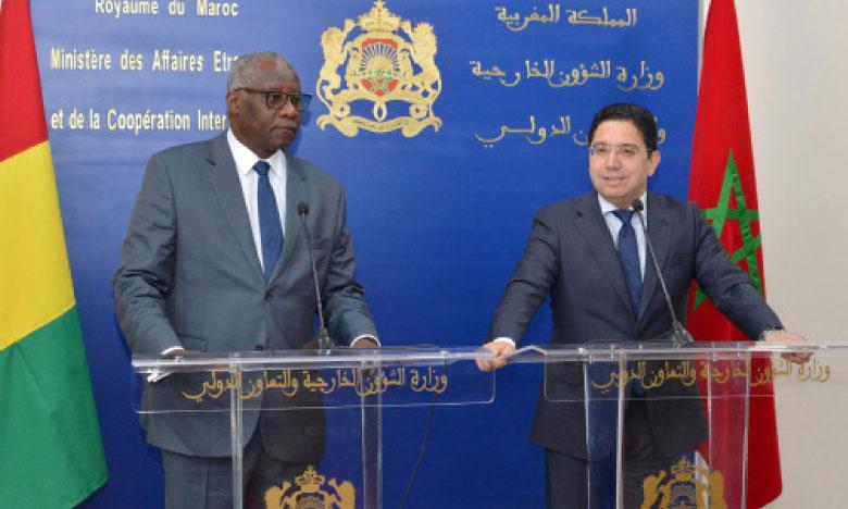 Nasser Bourita : Le Maroc appelle au respect de la liberté de navigation maritime dans le détroit d'Ormuz