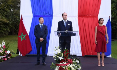 L'excellence des relations maroco-françaises exaltée à Rabat