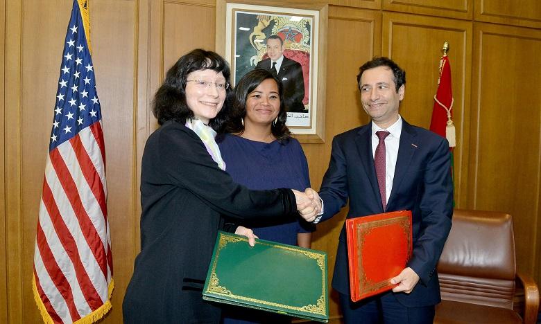 L'USAID fait don de 94 millions de dollars au Maroc