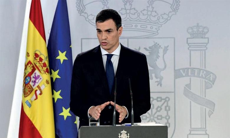 Pedro Sanchez rejette la coalition avec le parti d'extrême gauche Podemos