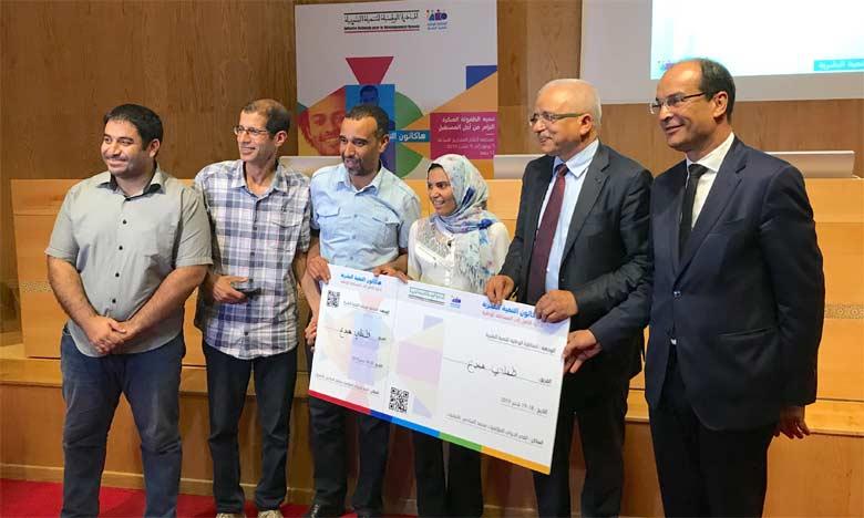 Trois lauréats ont remporté le premier Prix dans la région Casablanca-Settat.