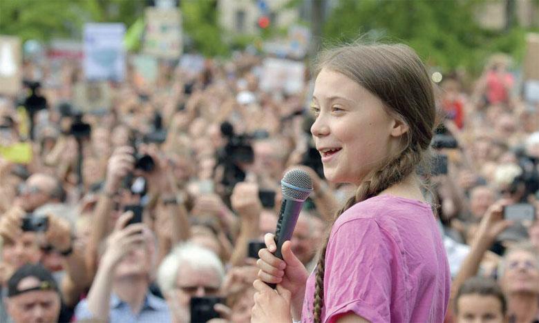 Les ambitions climatiques revues à la hausse grâce à la mobilisation des jeunes