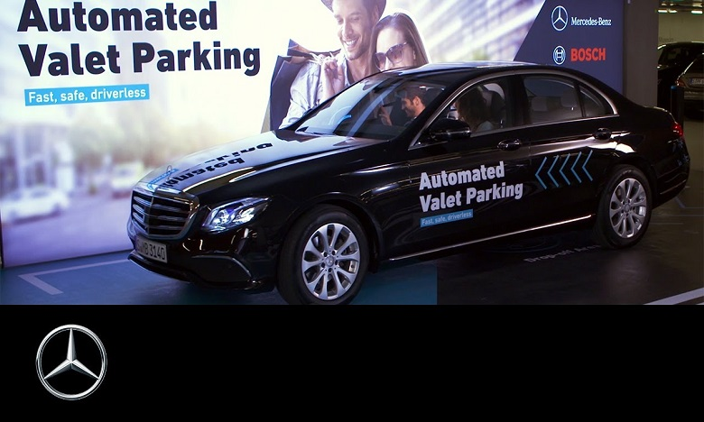"Parking autonome : Ce que propose ""Automated Valet Parking"""