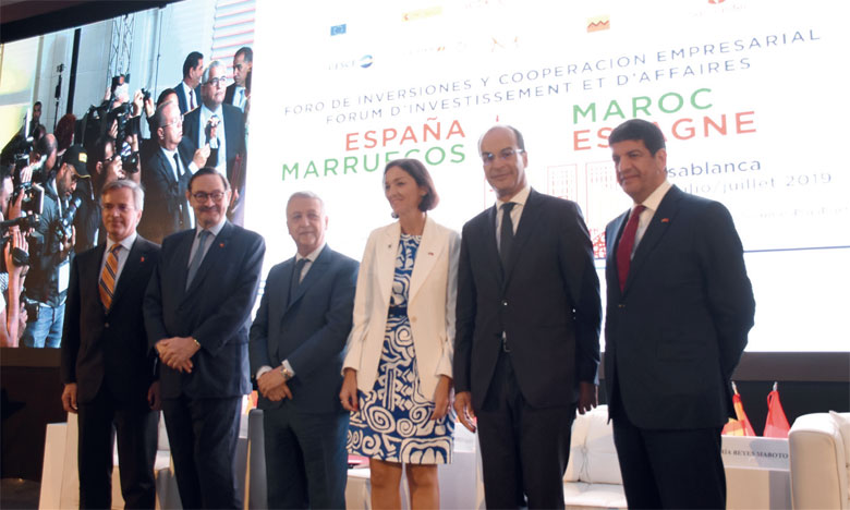 L'appétit grandissant des Espagnols  pour le marché marocain