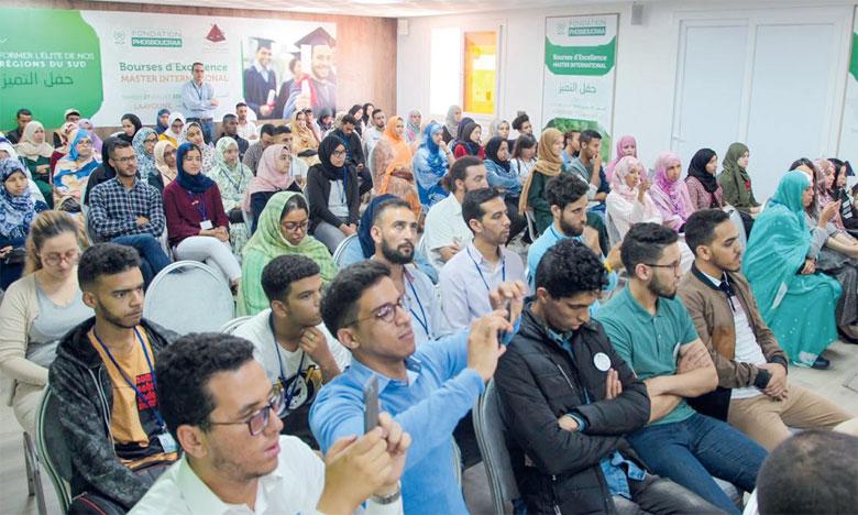 La Fondation Phosboucraa soutient  11 étudiants à l'étranger