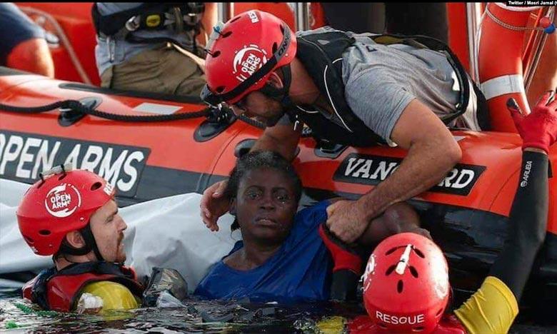 Le HCR appelle au rétablissement des opérations de secours en Méditerranée
