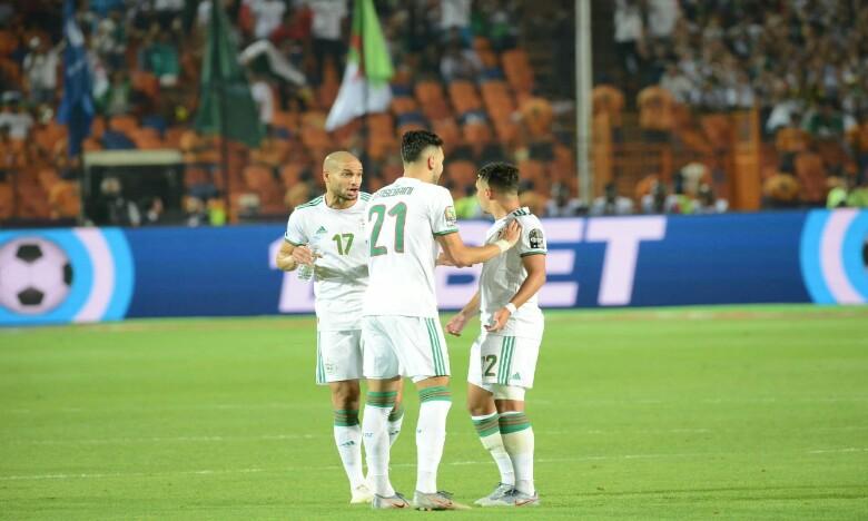 Sous un tout autre visage, l'Algérie marque et se recroqueville face au Sénégal