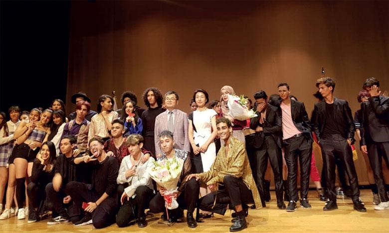 Les jeunes Marocains à l'heure  de la musique coréenne moderne