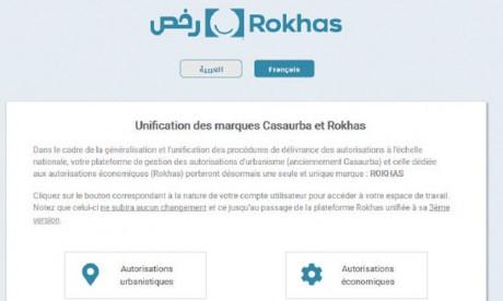 Guichet unique Rokhas.ma : Les consignes pour réussir le projet