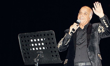 Abderrahim Souiri au Festival international du raï.