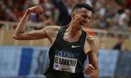 Meeting de Monaco 2019: Soufiane El Bakkali remporte l'épreuve du 3000 m steeple