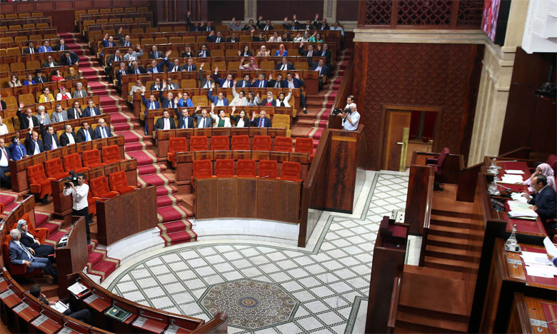 La Chambre des représentants adopte le projet de loi-cadre relative au système de l'éducation et de l'enseignement
