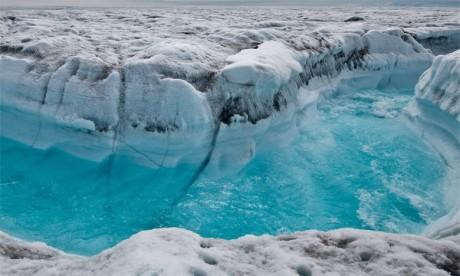 Le réchauffement climatique menace des vestiges  archéologiques