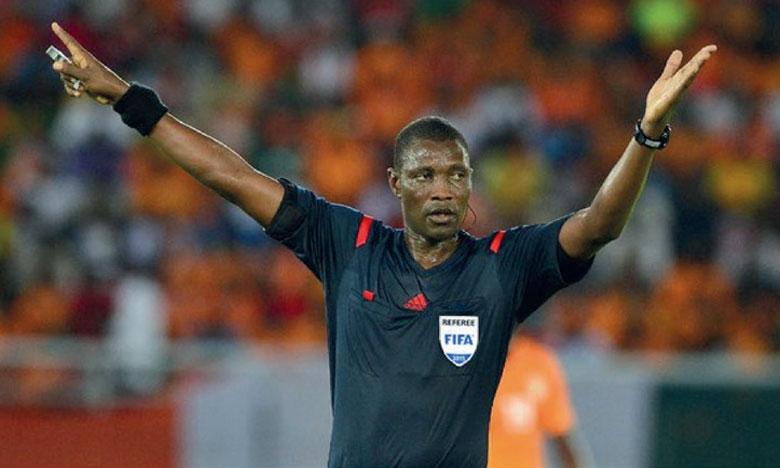 La CAF change  l'arbitre du match !