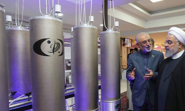 Londres appelle l'Iran à «immédiatement arrêter» l'enrichissement de l'uranium