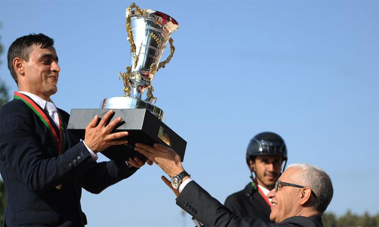 Hicham Er-Radi s'adjuge le Prix de S.M. le Roi Mohammed VI, Jad Guerrouani décroche le Prix de S.A.R. le Prince Héritier Moulay El Hassan
