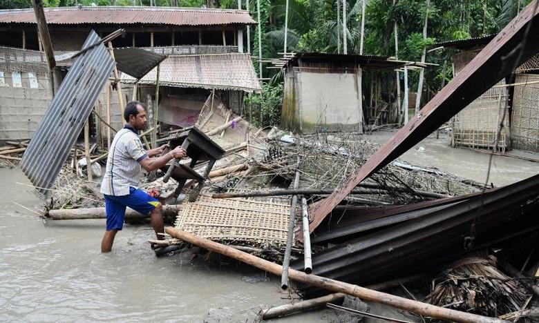 Pluies diluviennes dans le nord-est du Brésil: 8 morts