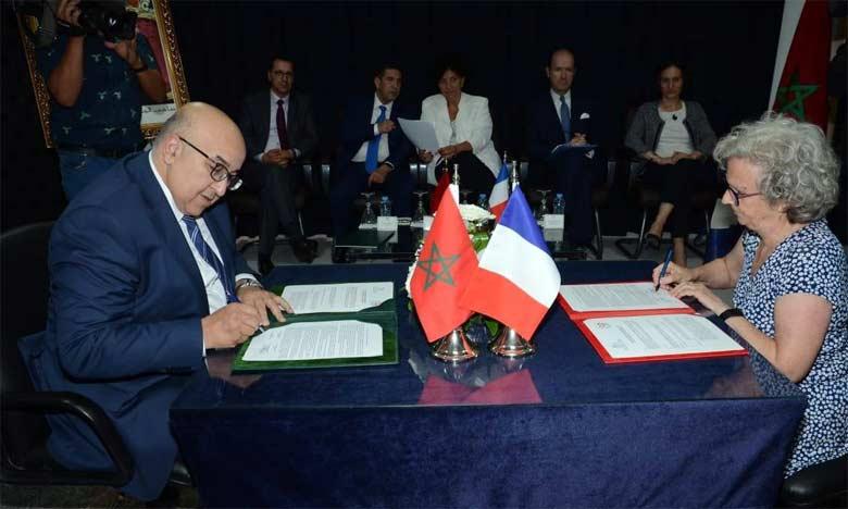 Le Maroc et la France donnent une nouvelle impulsion à leur coopération dans le domaine de l'enseignement supérieur et de la recherche universitaire