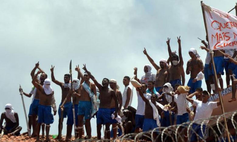 Mutineries meurtrières : un fléau  qui touche surtout l'Amérique latine