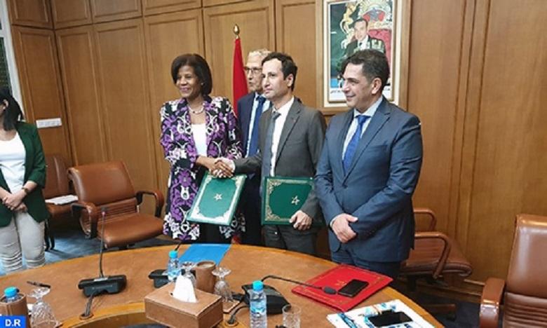 Education : Signature d'un accord de prêt entre le Maroc et la Banque Mondiale