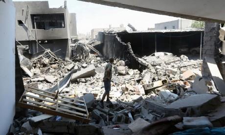 Raid aérien de Tripoli : 7 Marocains tués, 8 blessés et 3 portés-disparus